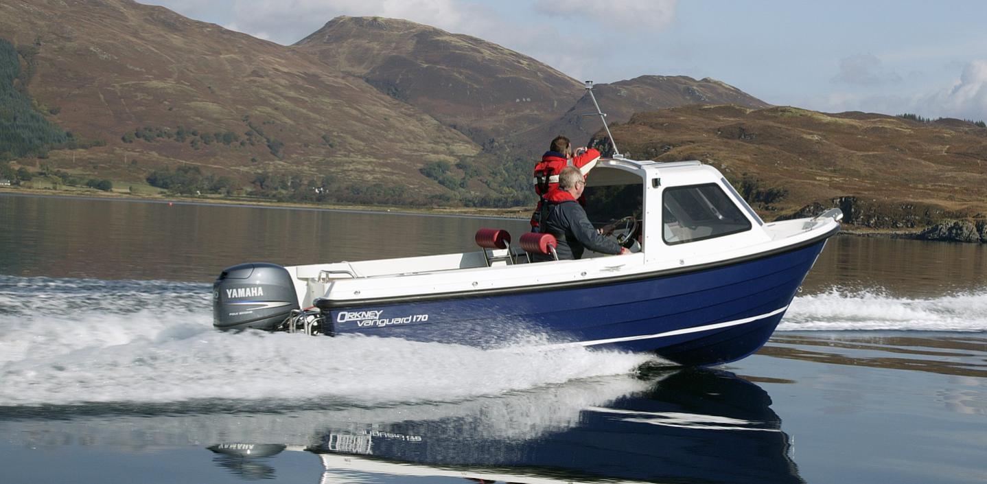 Orkney Boat 522