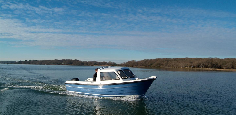 Orkney Boats | Fastliner 19