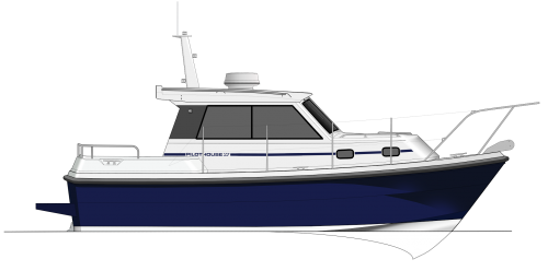 Pilot House 27 Profile