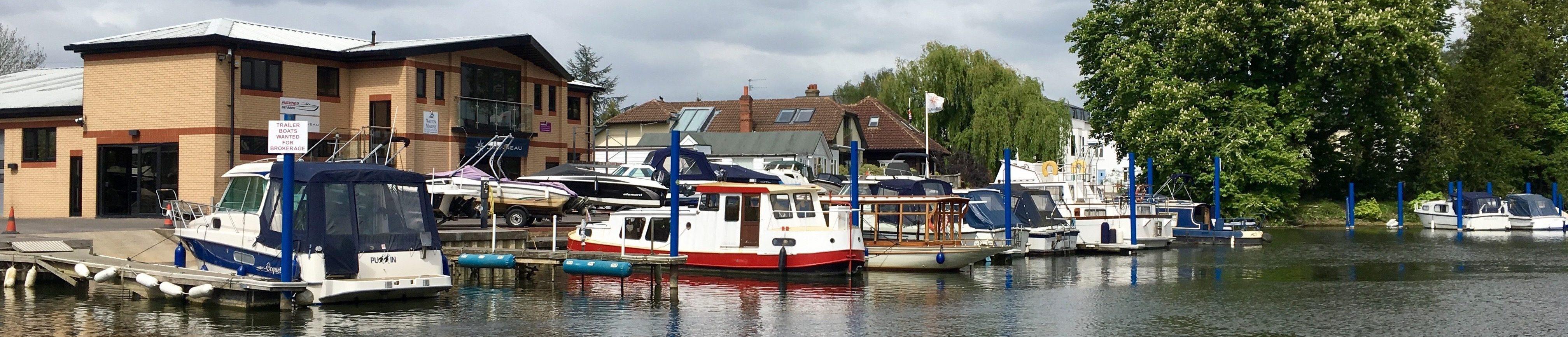 Thames Boat House Moorings