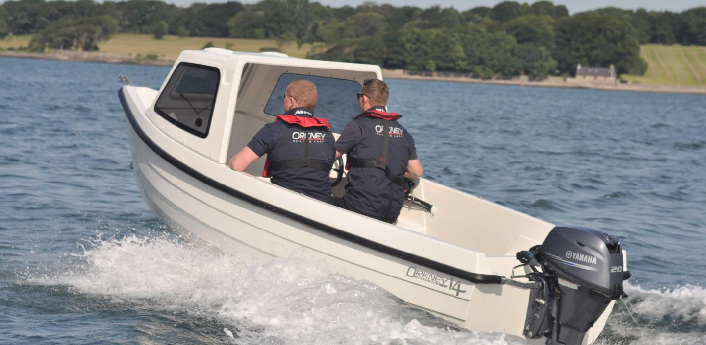Orkney Boats | Coastliner 14